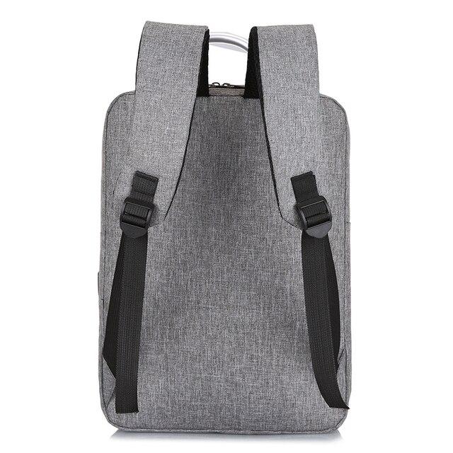HEFLASHOR Anti-vol Usb sac à dos 2019 affaires grande capacité sac à dos hommes femmes sac d'école voyage sac à dos étudiant sac 3