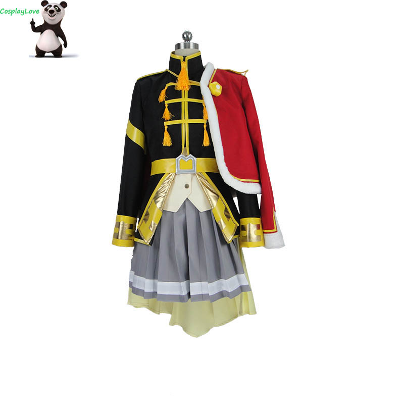 Shoujo Kageki Revue Starlight Maya Tendo Cosplay Costume Custom-made For Christmas Halloween CosplayLove