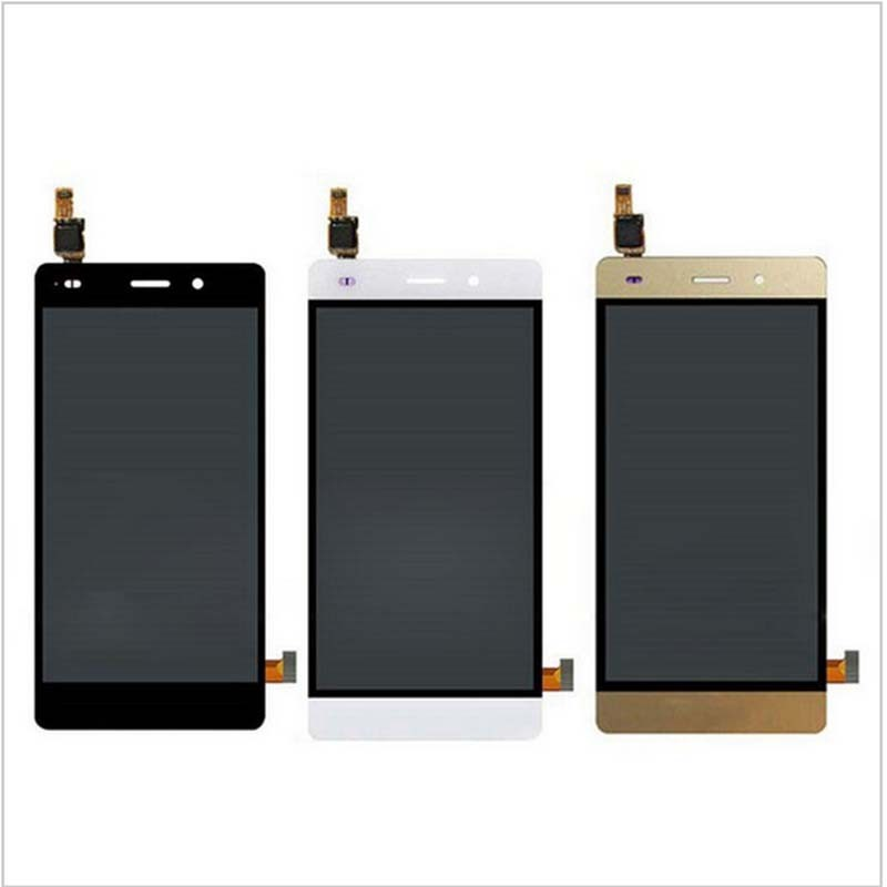 100 Tested For huawei honor 4c 4c pro TIT L01 LCD Display Touch Screen Glass Panel