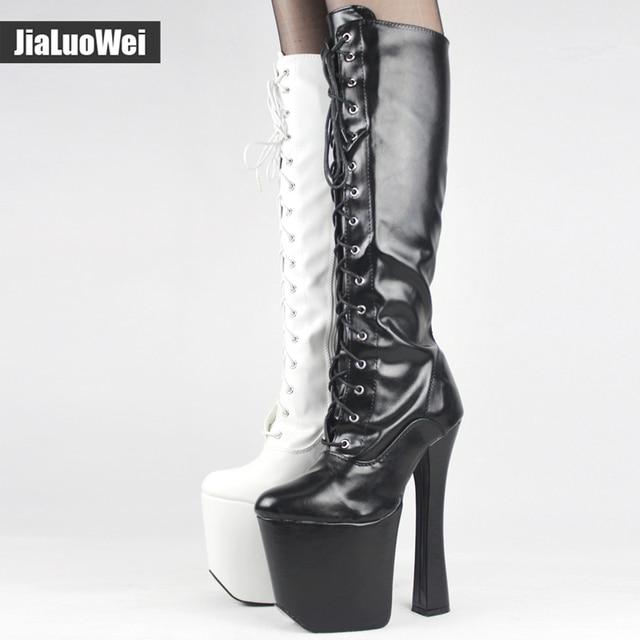 Blowjob high heels