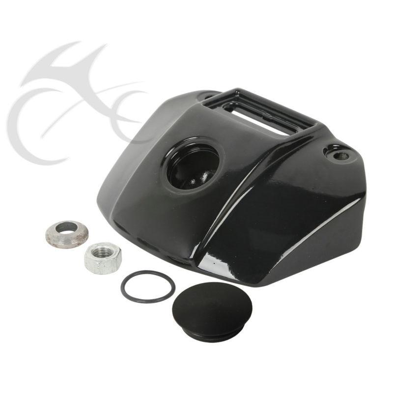Motorcycle Headlight Black Mount Bracket For Harley Sportster XL 883 1200 1992-2013