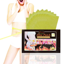 100Pcs Slimming Navel Stick Fast Weight Lose Products Slim Patch Burning Fat Patches Hot Body Shaping Slimming B091