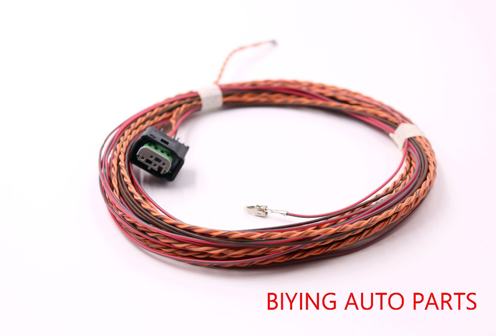 TMPS Tyre Pressure Warning Cable Wire harness For Passat B6 B7 CC GOLF 6 JETTA Tiguan--UPGRADE