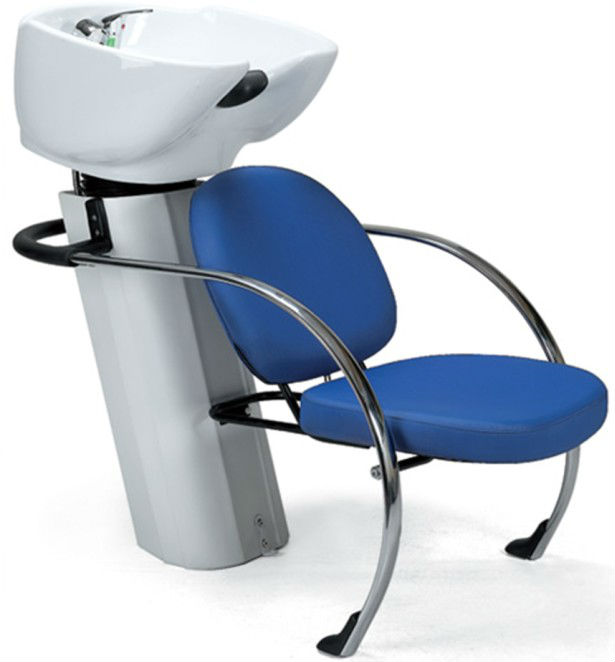 cheap salon chairs for sale-in shampoo chairs from furniture on