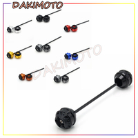 for BMW K1200R 2005 2007 CNC Modified Motorcycle Front wheel drop ball / shock absorber