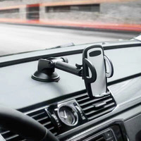 Rotary Suction CD Slot Car Air Vent Clip Mobile Phone Car Holders Stands For Samsung Galaxy