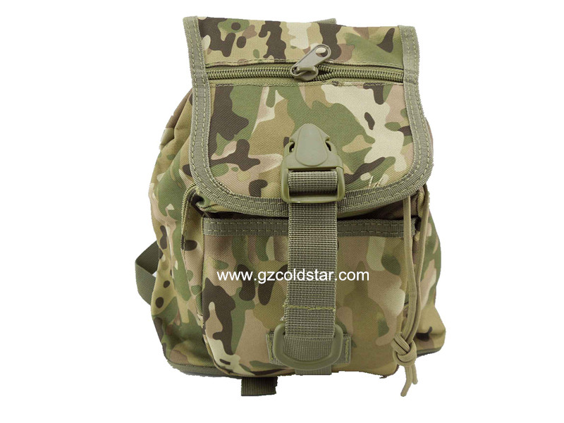 Free shipping Military Bag Outdoor Hunting Bag Double Single Shoulder Straps Bag Hiking backpack