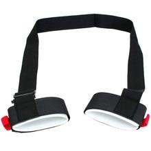 Нейлоновые сумки для катания на лыжах, регулируемые, для катания на лыжах, на плече, для переноски рук, с ручками, на ремнях, для катания на лыжах, сноуборде