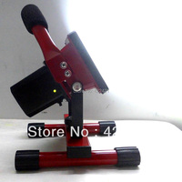 Red Body Epistar LED IP65 Cordless Portable Outdoor Flood Light Working Time 4 5hours 10W Rechargeable