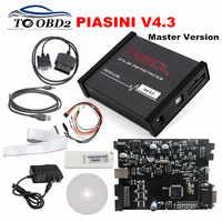 Newest Firmware V4.3 PIASINI Master Version Engineering USB Dongle Piasni V4.1 Auto Serial Suite ECU Programmer