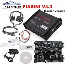 Più nuovo Firmware V4.3 Versione PIASINI Master di Ingegneria USB Dongle Piasni V4.1 Auto Suite Serial ECU Programmatore