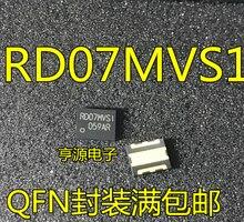 10 pièces RD07MVS1 QFN RD07MVS1B Transistor MOSFET