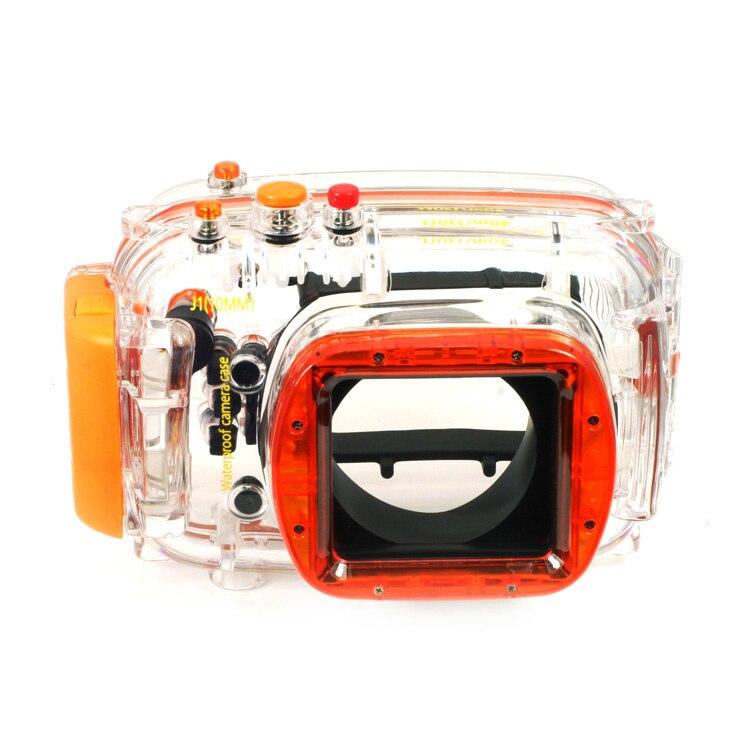 Waterproof Underwater Housing Camera Housing Case for nikon J1 10mm lens Meikon nereus 10 meter waterproof housing kit for digital camera dc wp400