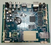 טלוויזיה במעגל סגור מעקב וידאו 3 גרם כרטיס מעקב וידאו פרסום קיוסק תצוגת שילוט PCB לוח האם של מחשב