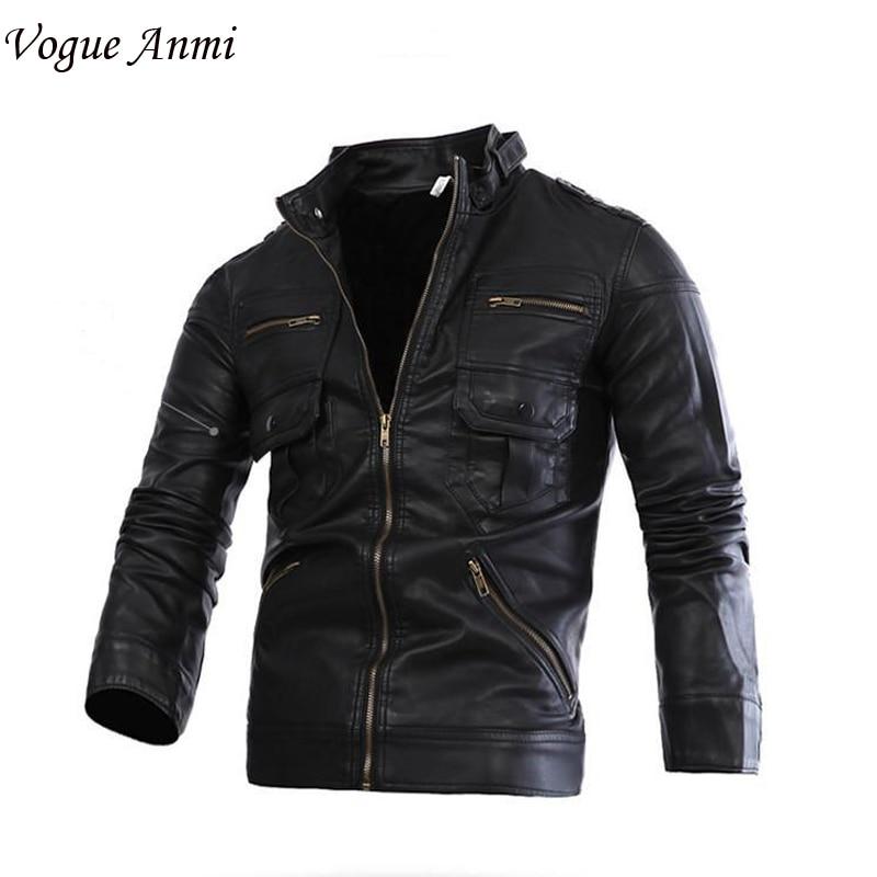 Online Get Cheap Leather Biker Jackets for Men -Aliexpress.com ...