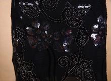 BLINGSTORY New Brand Women Luxury Nightclub Dress Female Heavy Sequins Vestidos Estampado KR3076-3