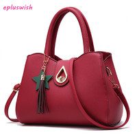 Women Vintage PU Shoulder Bag Female Causal Totes For Daily Shopping All Purpose Messager Bag Dames