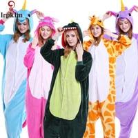 Eeyore Donkey Pajamas One PIECE Pyjama Animal Suits Costumes Adult Flannel Cartoon Animal New Onesies Costume