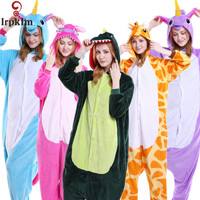 Eeyore Donkey Pajamas One PIECE Pyjama Animal Suits Costumes Adult Flannel Cartoon Animal New Onesies Costume