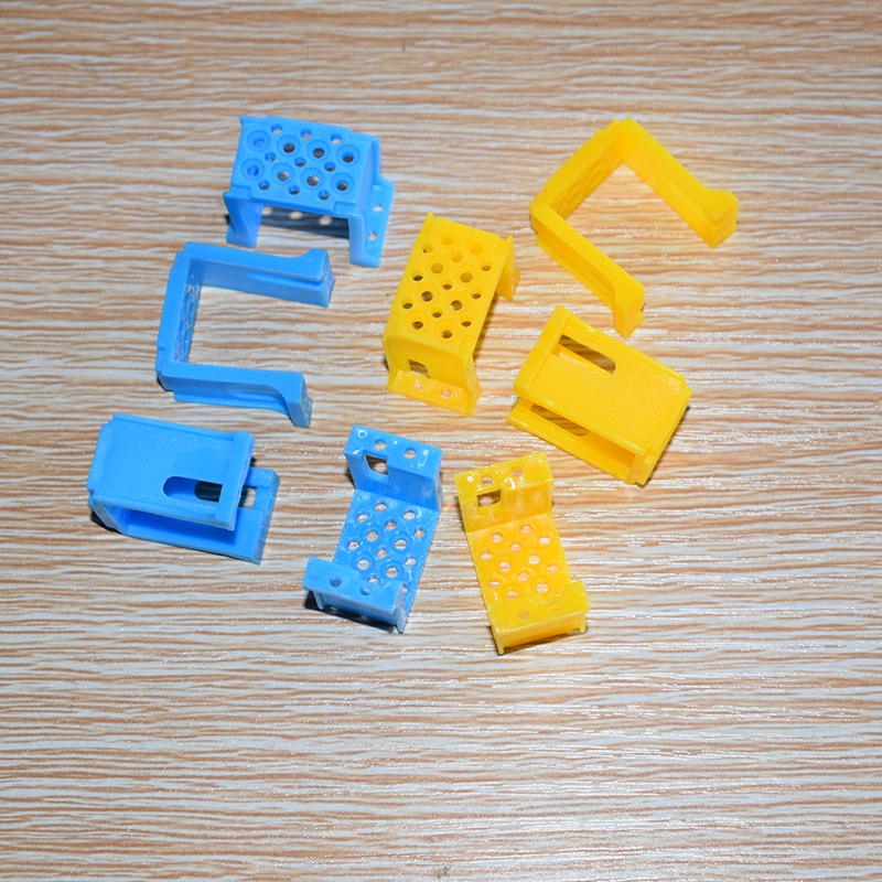 30pcs TT motor clip/TT gear box bracket/diy toy accessories/technology model parts/building blocks/baby toys for children/rc car