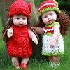 30cm PVC Simulation Baby Doll Toy 11 8inch Silicone Reborn Baby Dolls Lovely Reborn Baby Dolls