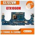האם מחשב נייד עבור ASUS GL702VMK GL702VM GL702VSK GL702VS Mainboard I7-7700HQ i5-7300HQ (V3G) להחליף!!!