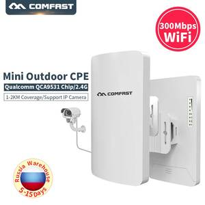 Comfast Repeater Wifi-Extender Access-Point Long-Distance Outdoor 300mbps 5G 1 Wireless
