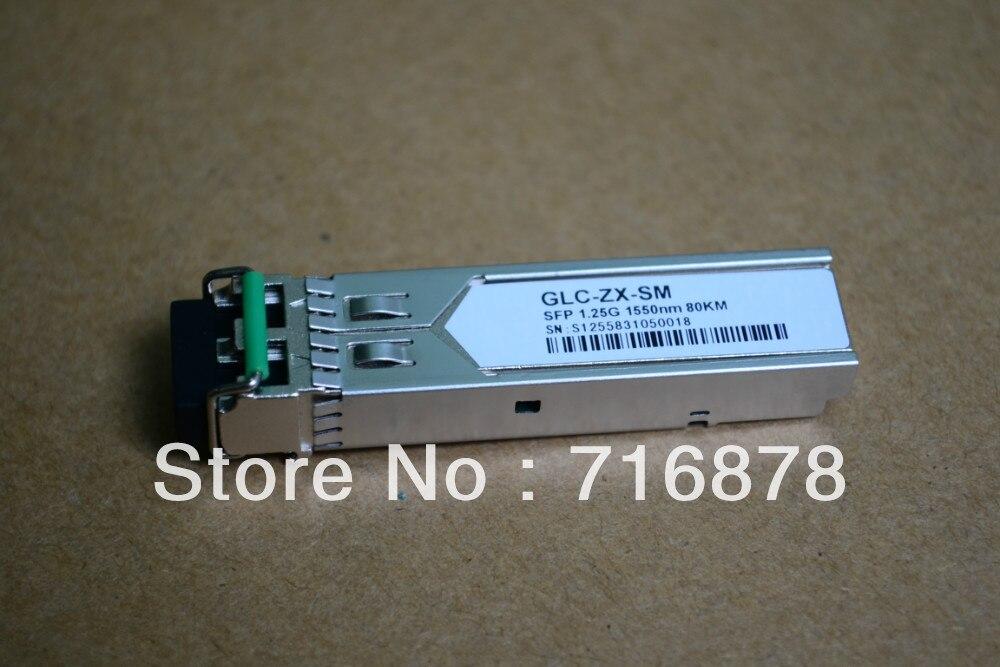 LODFIBER J4860B HPE Compatible 1000BASE-LH SFP 1550nm 80km DOM Transceiver