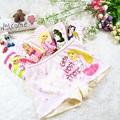 5pcs/ Lot Cotton Princess Pattern Panties Underware for Girls Kids Boxer Shorts Soft Cartoon Short Underpants Children's Briefs