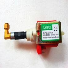 smoke machine oil suction pump Model 55DCB Voltage 220-240V-50Hz Power 48 W цена и фото