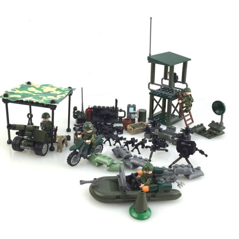 Online Get Cheap Lego Army Sets Aliexpress Com Alibaba