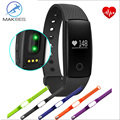Bluetooth Smart Band ID107 Heart Rate Fitness Sleep Tracker Wristband PK Miband 2 TW6S Fitbits Smartband