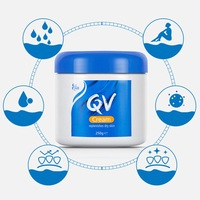 Australia QV Adult Moisturizing Cream Hand Neck Body Lotions Long Lasting Relieve Dryness Scaly Skin Eczema Psoriasis Dermatitis
