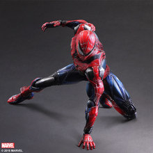 1/6 scale Comics version figure doll Spiderman.12″ action figure doll.Collectible Figure model toy gift