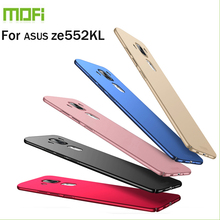 For ASUS Zenfone 3 ZE552KL Cover Case Original MOFI Hard Case For ASUS Zenfone 3 ZE552KL Case Hight Quality Phone Shell 5.5'' защитное стекло df asteel 26 для asus zenfone 3 ze552kl
