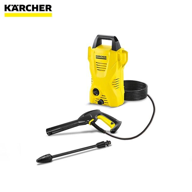 Мойка высокого давления Karcher K2 Basic