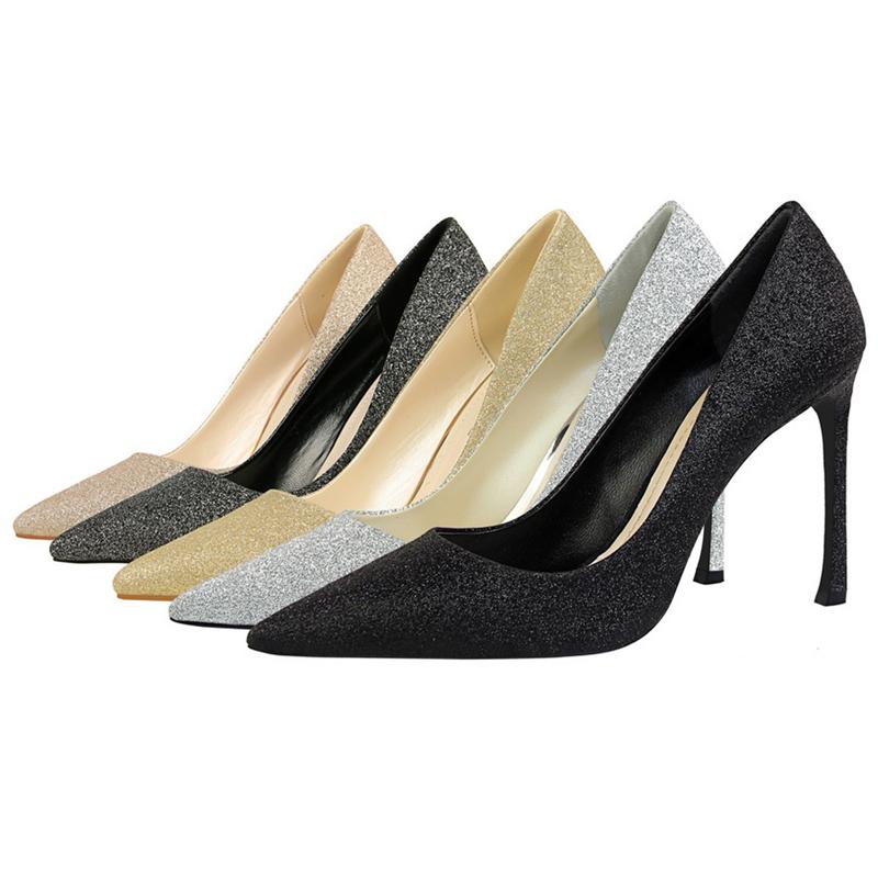 Bling zapatos de boda de cuero de patente mujer bombas diseñador de bigtree  Zapatos rojo fetiche tacones altos sexy hebilla zapatosUSD 19.57-23.49 pair cbea5aaddeb8
