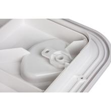 SEAFLO PLASTIC MARINE BOAT DECK ACCESS HATCH Hatches LID 14.75″X10.6″ WHITE 270mm x 375mm