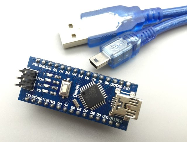Nano V3.0 ATmega328P controller compatible for arduino nano CH340 USB driver with CABLE NANO 3.0