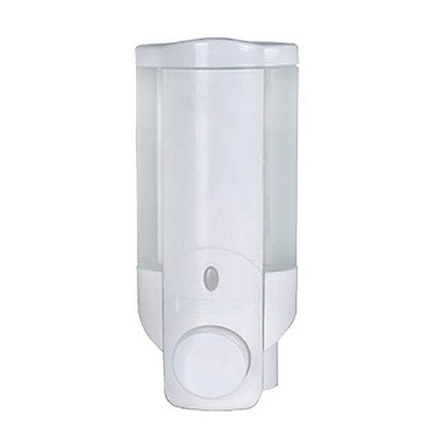 210 ml abs seifenspender wandmontage seife dusche bad shampoosanitizer dispenser fr kche bad - Seifenspender Dusche Wandmontage