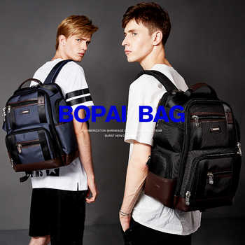 BOPAI Brand Multifunction Travel Backpack Bag Large Capacity Shoulders Bag Laptop Backpack Fashion Men Backpack Size 43*35*20cm