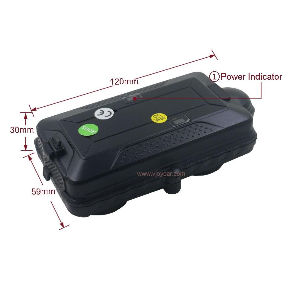 VJOYCAR TK05G Kinija Geriausi GPS sekimo įrenginiai 3G 4G SD - Automobilių Elektronika - Nuotrauka 4