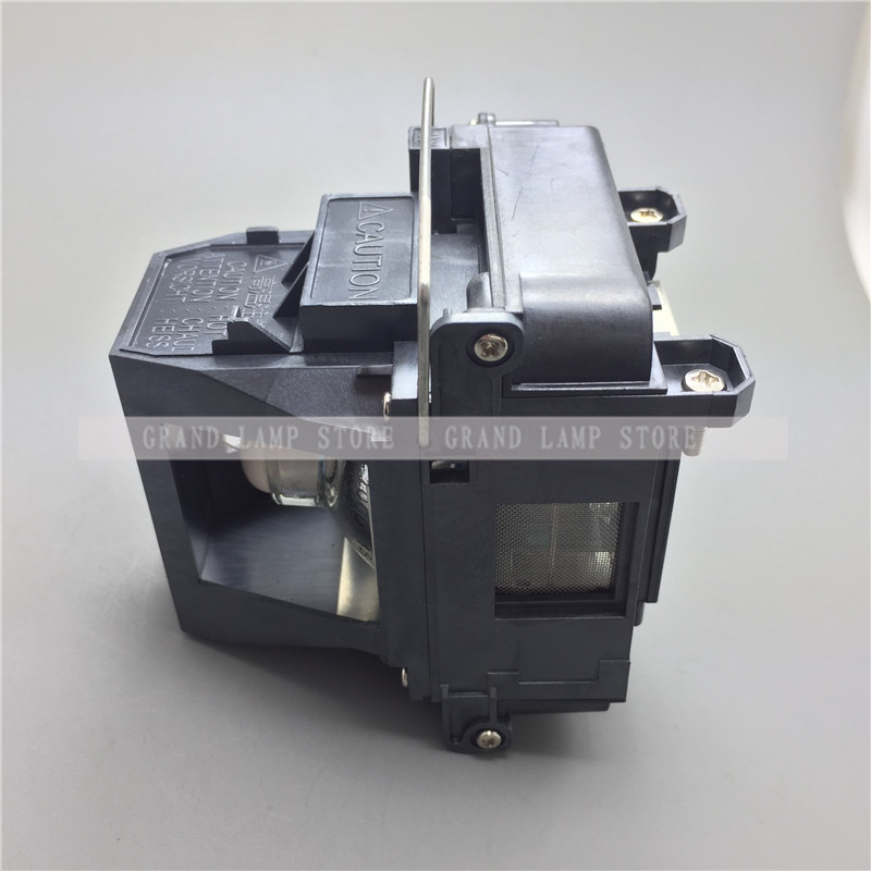 Replacement ELPLP60 projector Lamp for Epson 425Wi 430i 435Wi EB-900 EB-905 Powerlite 420 425W  H383 H383A Happybate