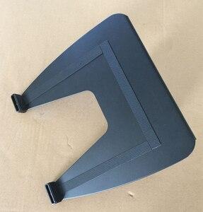 Image 5 - XSJ8012CT In Lega di Alluminio Desktop di Montaggio A Doppio Uso 17 27 pollici Supporto Monitor 17 pollici Del Computer Portatile Del Supporto Meccanico Braccio a Molla notebook