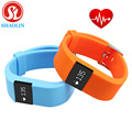 TW64 Bluetooth4.0 Fit Bit Activity Tracker Smart Band Wristband Pulsera Inteligente Bracelet for IOS&Android Better Than TK02