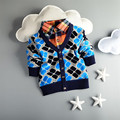 Высокое качество детей и пиджаки мальчиков кардиган марка дизайн мода мальчики свитера случайные осень зима одежда дети свитер