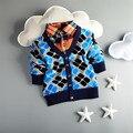 Top quality crianças outwear meninos cardigan meninos blusas de design da marca de moda casual outono inverno roupas crianças camisola