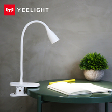 Yeelight spot desk lamp Rechargeable Desk Eye protection Lamp Table Adjustable LED Lamps USB Light clip