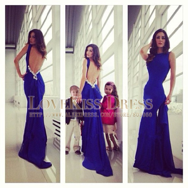 Popular Long Fitted Mermaid Dresses-Buy Cheap Long Fitted Mermaid ...