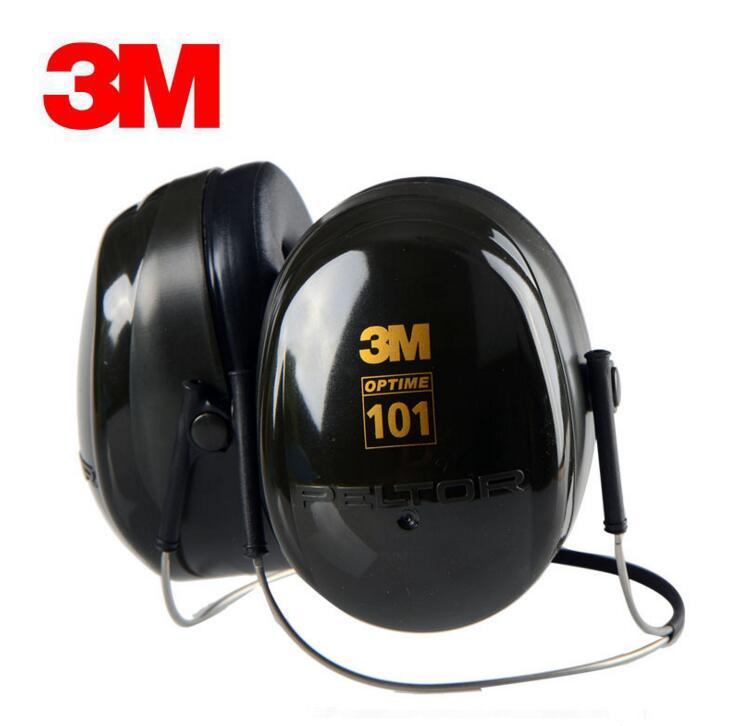 3M H7B neck-worn acoustic earmuffs noise reduction labor protection earmuffs sleep shooting noise protection earmuffs стоимость